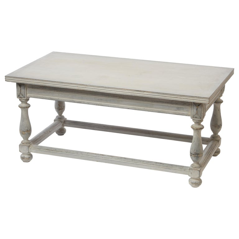 18th Century Gustavian Coffee Table For Sale