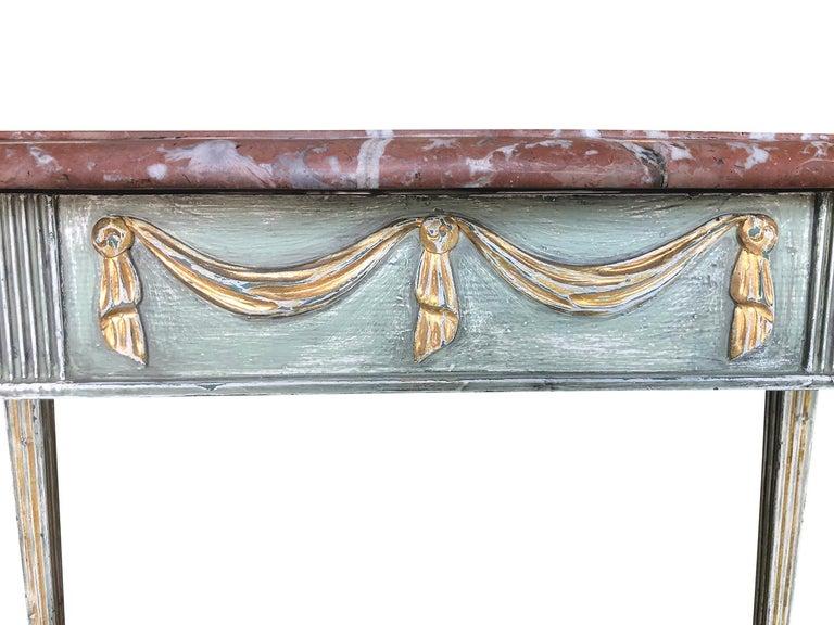 18th Century Gustavian Console Table Scandanavia For Sale 1