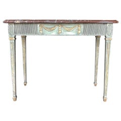 18th Century Gustavian Console Table Scandanavia