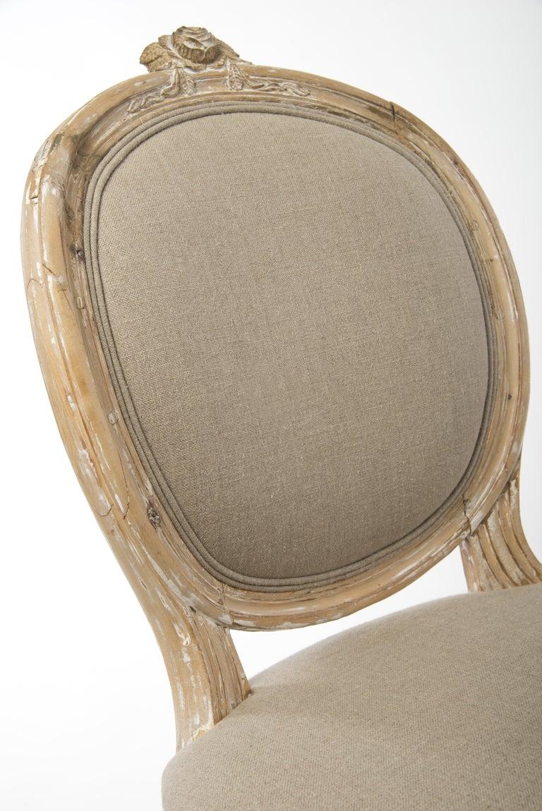 18th Century Gustavian Side Chair 2