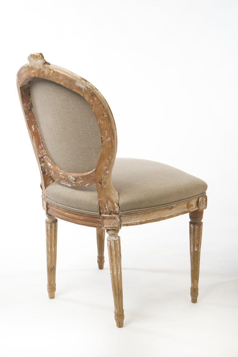 18th Century Gustavian Side Chair 4