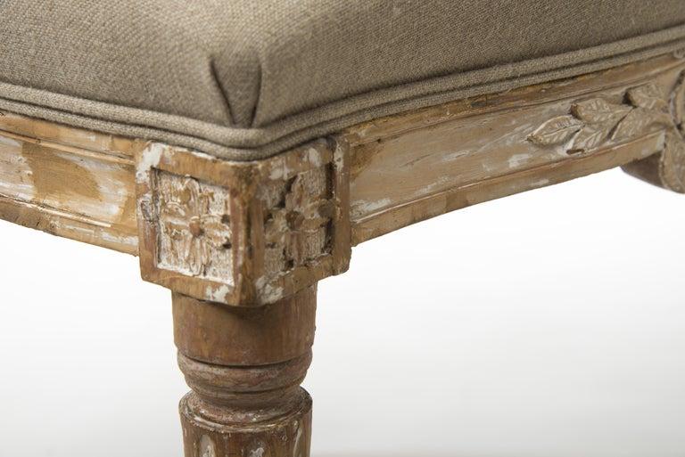 18th Century Gustavian Side Chair 5