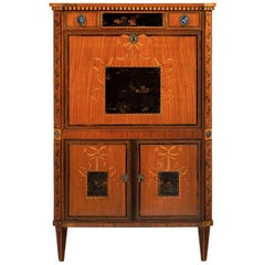 18th Century, Holland Louis XVI Secretaire