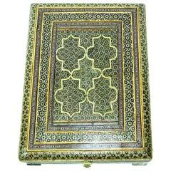 18th Century Indo Persian Vanity Box