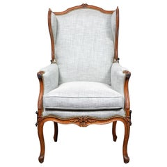 18th Century Invalide Chair in Working Condition