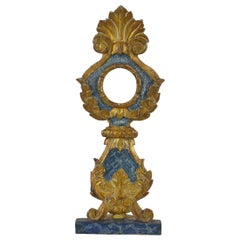18th Century Italian Baroque Reliquary