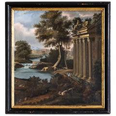 18th Century Italian Capriccio