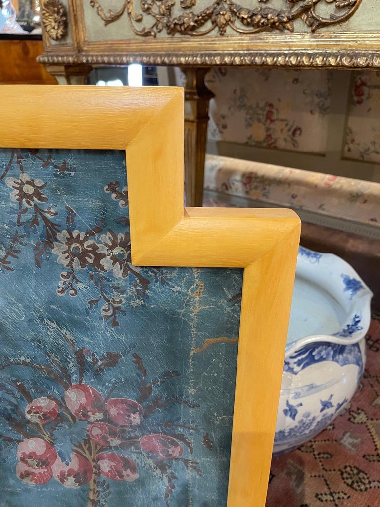 18th Century Italian Chinoiserie Scene Painted Panel For Sale 1