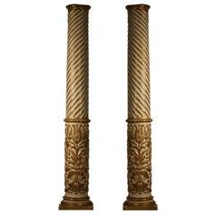 18th Century Italian Columns