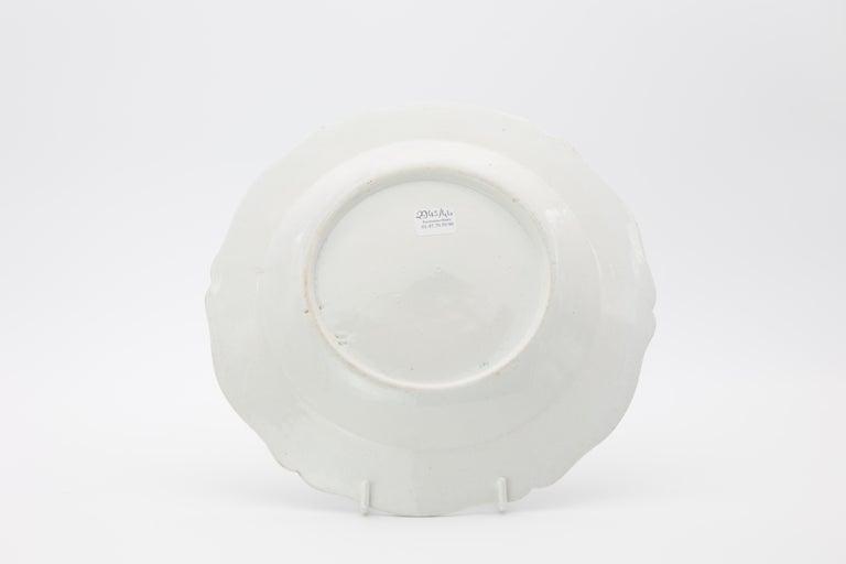18th Century Italian Doccia Porcelain Dinner Service For Sale 1