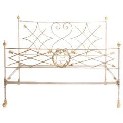 18th Century Italian King Size Bed