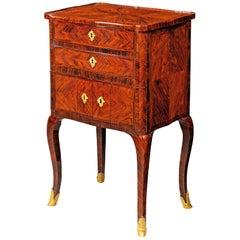 18th Century, Italian Louis XV Wood Center Table