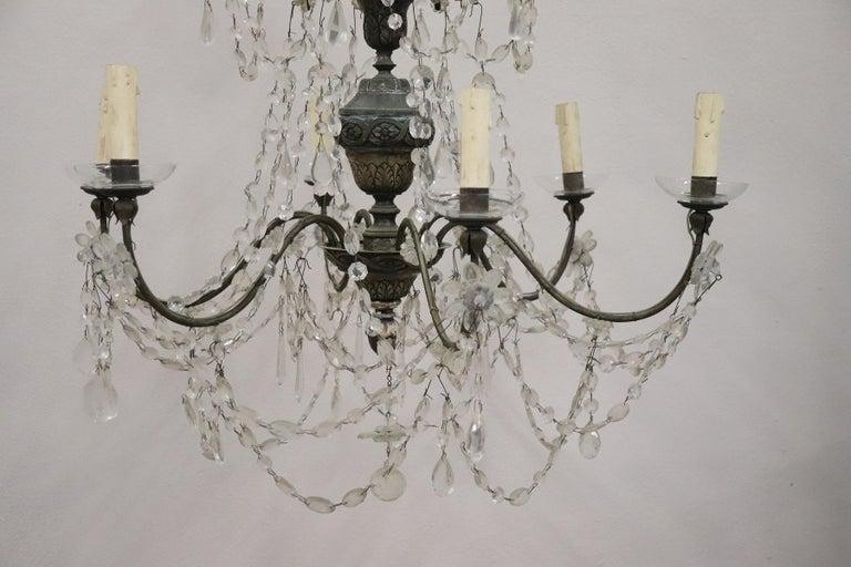 Kristalle Für Kronleuchter ~ 18. jahrhundert italienischen louis xvi kristalle antiken