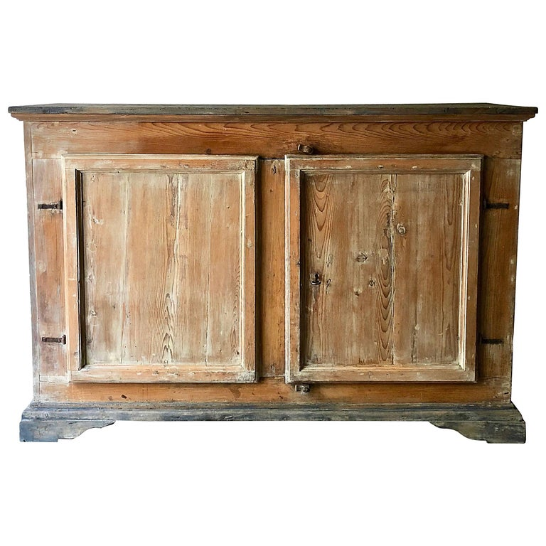 18th Century Italian Sideboard For Sale