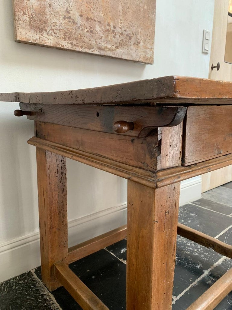 18th Century Italian Side Table Rent Table For Sale 3