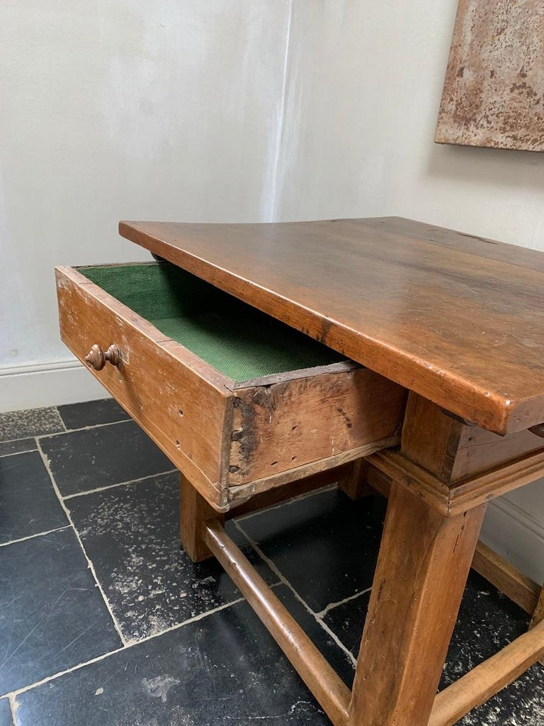 18th Century Italian Side Table Rent Table For Sale 4