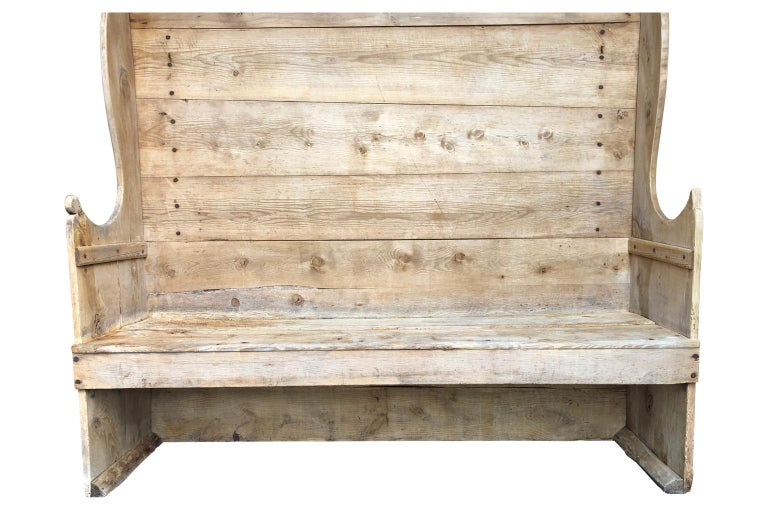 18th Century Italian Table, Bench For Sale 10