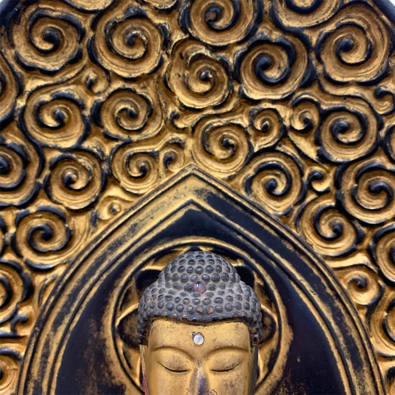 Edo Period Japanese Bodhisattva Shrine For Sale 2
