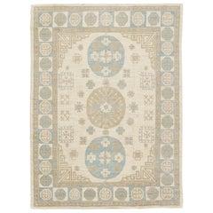 18th Century Khotan Design Revival Rug