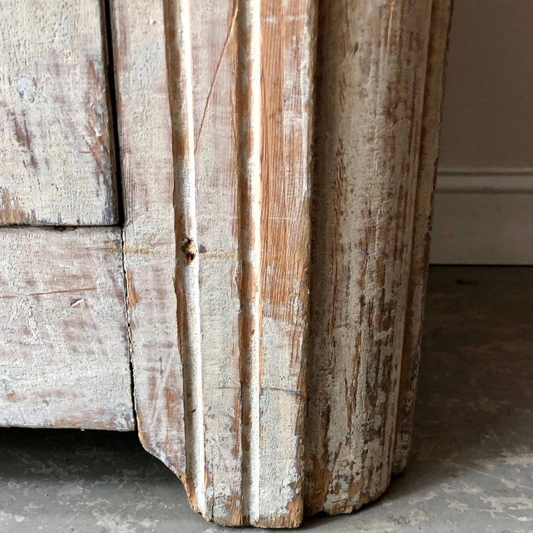 18th Century Large Swedish Period Gustavian Sideboard For Sale 4