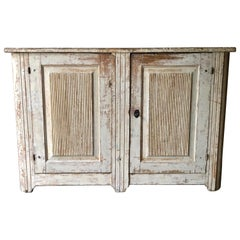 18th Century Large Swedish Period Gustavian Sideboard