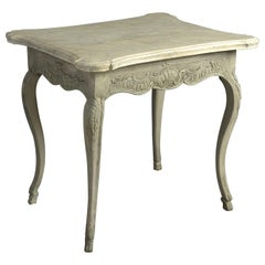 18th Century Louis XV Painted Centre Table