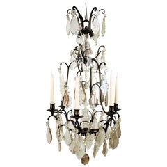 18th Century, Louis XV Period Crystal Chandelier