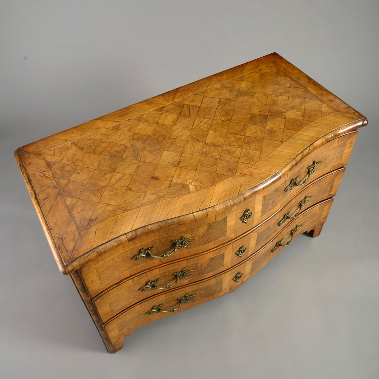French 18th Century Louis XV Period Walnut Commode