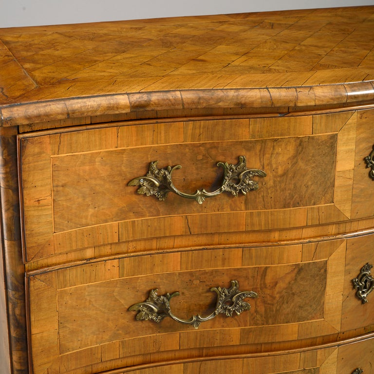 18th Century Louis XV Period Walnut Commode In Good Condition In London, GB