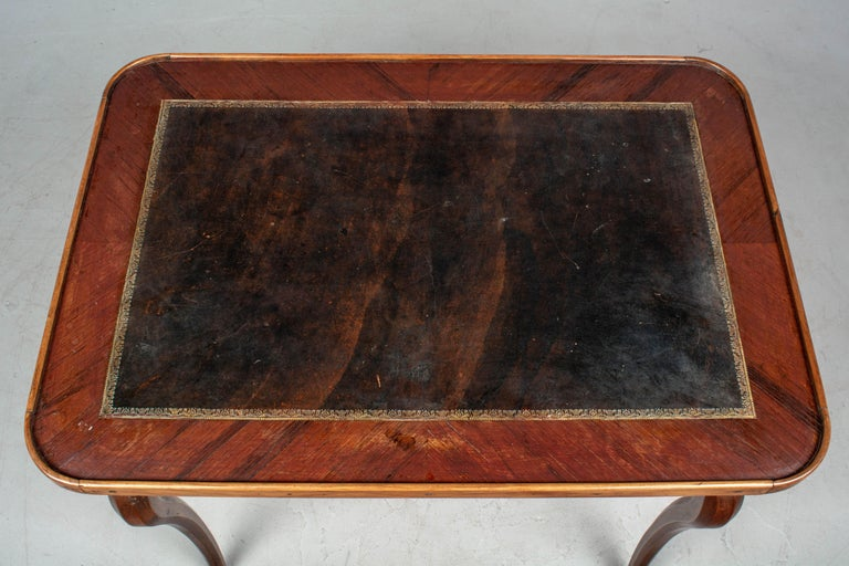 18th Century Louis XV Style French Game Table For Sale 5