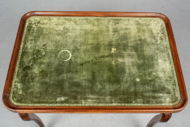18th Century Louis XV Style French Game Table For Sale 6