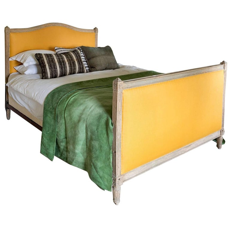 18th Century Louis XVI Double Bed For Sale at 1stdibs