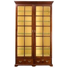 18th Century Mahogany Bookcase