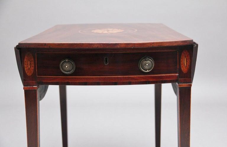 18th Century Mahogany Pembroke Table For Sale 3