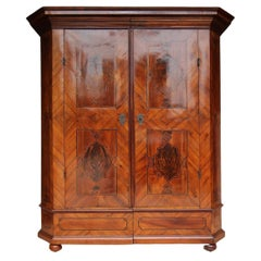 18th Century Maria Theresia Baroque Cabinet