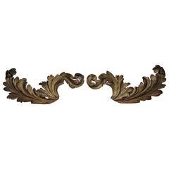 18th Century Museum Baroque Ornamental Element, Supraporte