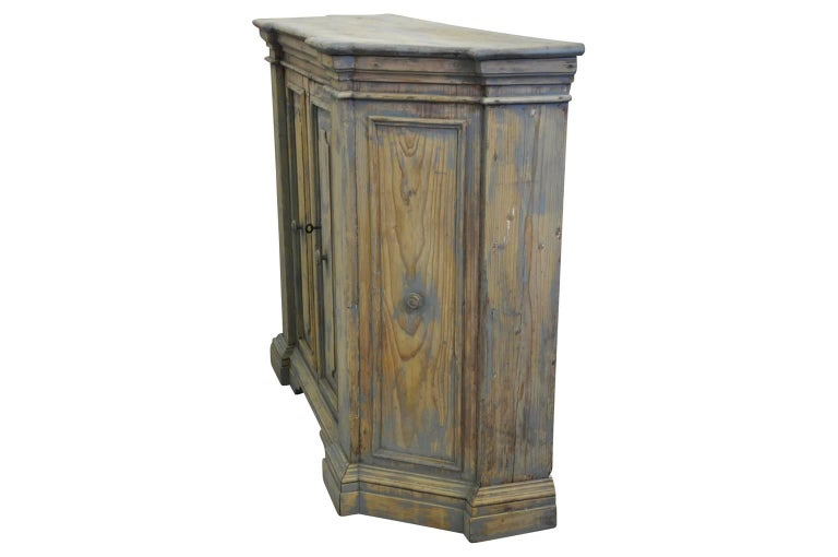 18th Century Northern Italian Credenza For Sale 2
