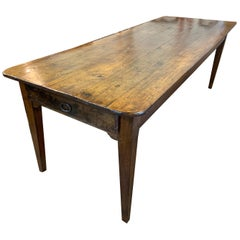 18th Century Oak Farmhouse Table