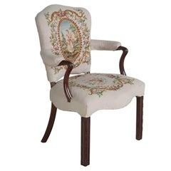 18th Century Open Armchair