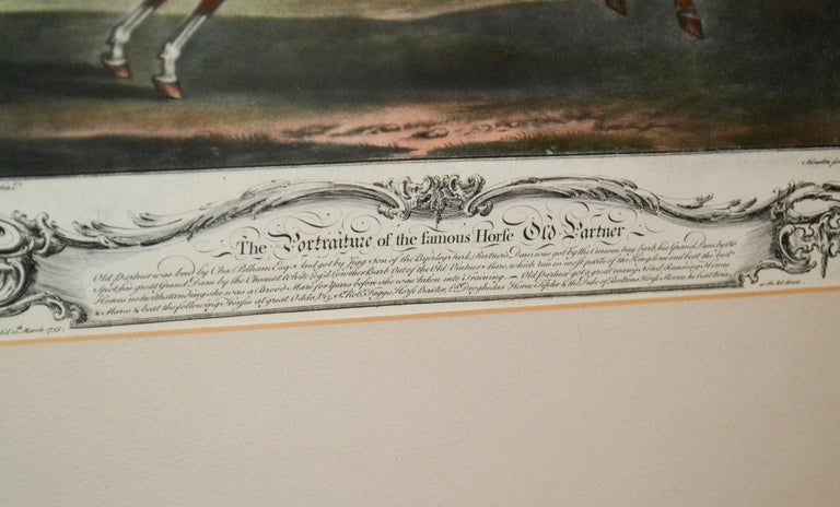18th Century Pair of English Engravings For Sale 4