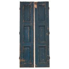 18th Century Pair of Tall Louis XVI Style Doors