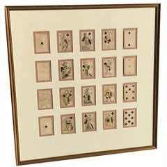 18th Century Playing Cards