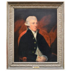 18th Century Portrait of Sir John Inglis Bart by Sir Henry Raeburn