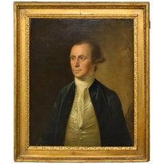 18th Century Portrait Painting of English Gentleman, Stephen Iveson of Bombay