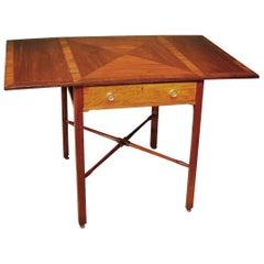 18th Century Rectangular Mahogany Pembroke Table