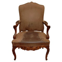 18th Century Regence period armchair