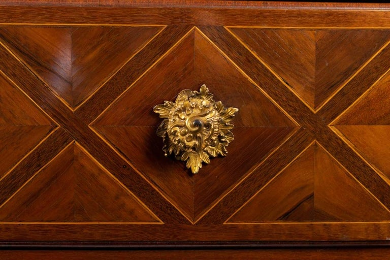 18th Century Regency Chest of Drawers In Good Condition For Sale In Saint-Ouen, FR