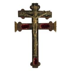 18th Century Reliquary Cross