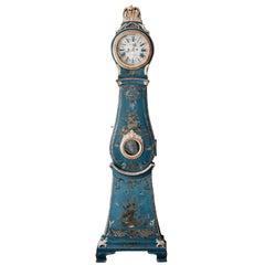 18th Century Rococo Tall Case Clock