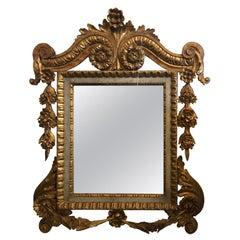 18th Century Roman Mirror